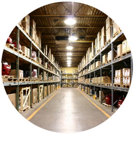 Manufacturing & Warehouses